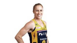 headshot of Sunshine Coast Lightning's Laura Langman