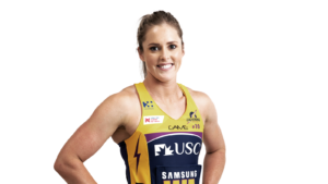 Headshot Sunshine Coast Lightning's Laura Scherian